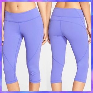 Zella Live In Lean Capri Size Small
